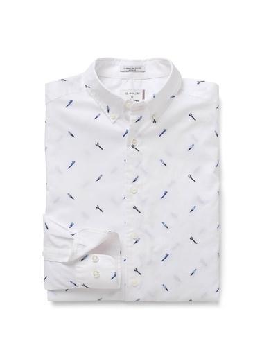 Gant Regular Gömlek Beyaz